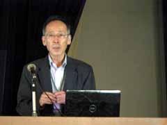 講師:滋賀県立大学 岩坂泰信 理事